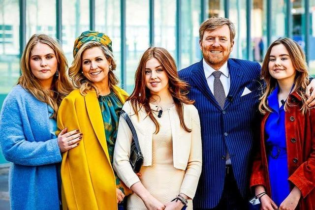 Máxima, Prinzessin der Niederlande, wird 50 Jahre alt