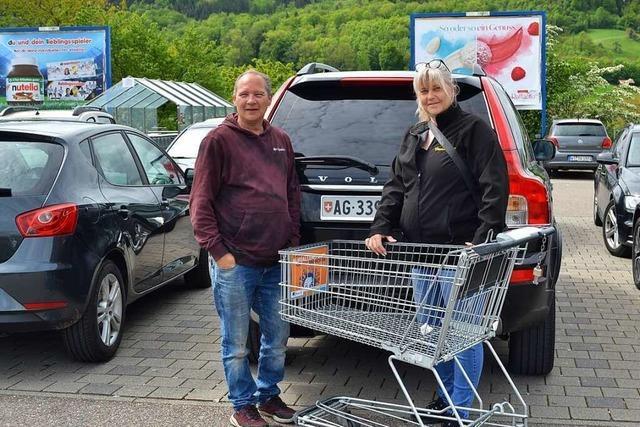 Schweizer kommen wieder zum Einkauf nach Bad Säckingen