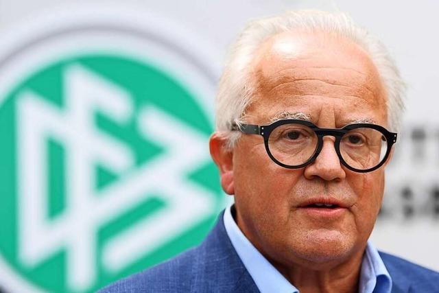 Laut oder leise? DFB-Präsident Fritz Keller tritt ab