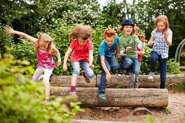 Warum Bewegung für Kinder wichtig ist