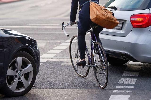 Betrunkener Radfahrer stürzt in Bötzingen