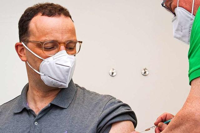 Spahn schlägt Ende der Impf-Priorisierung ab 7. Juni vor
