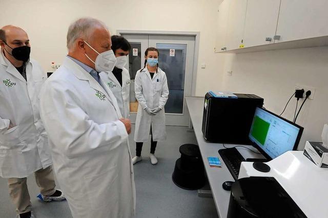 Bio Copy aus Emmendingen will Antikörperlücken schließen
