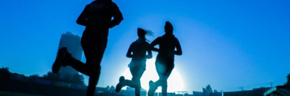 Werde Teil von fudders Running Club und laufe dich fit und glücklich!