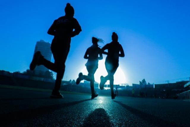 Werde Teil vom Running Club und laufe dich fit und glücklich!