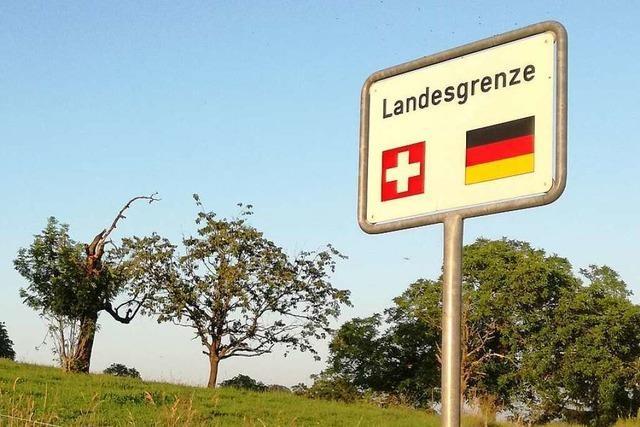 Die Zahl der Grenzgänger steigt in den Kreisen Lörrach und Waldshut wieder