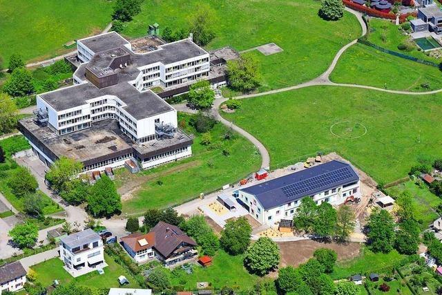 Jetzt wird aus dem ehemaligen Spital ein Gesundheitscampus