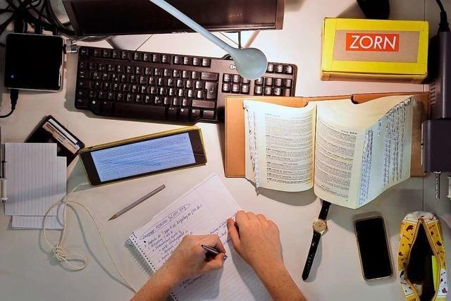 Diese Phasen durchlebt man beim Schreiben einer Hausarbeit