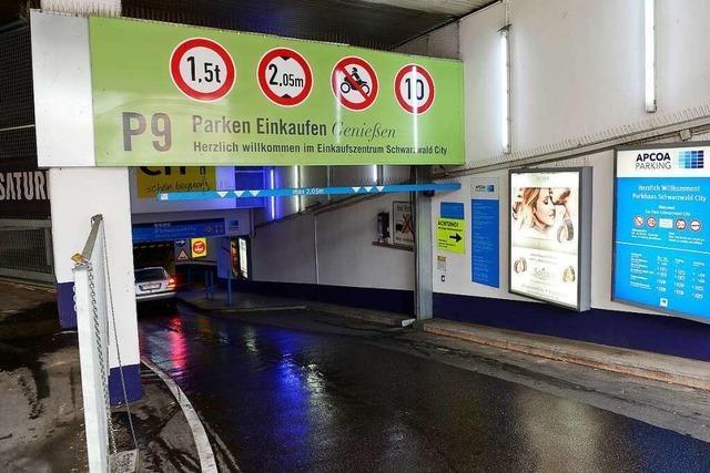 Parkhausbetreiber entschuldigt sich für Preis-Panne und lässt am 22. Mai kostenlos parken