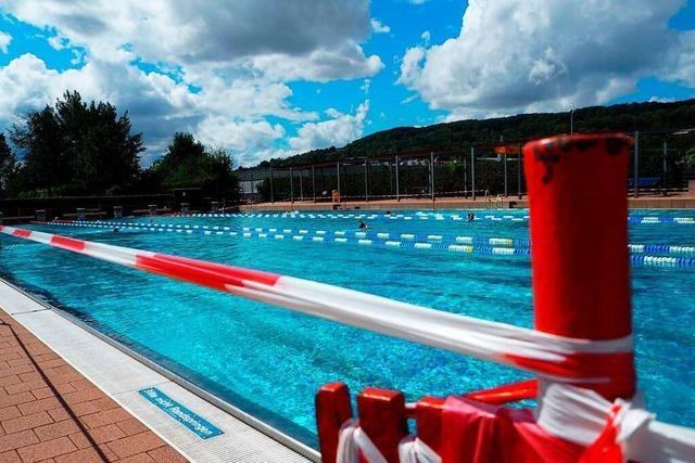 Am 22. Mai soll das Lörracher Parkschwimmbad öffnen