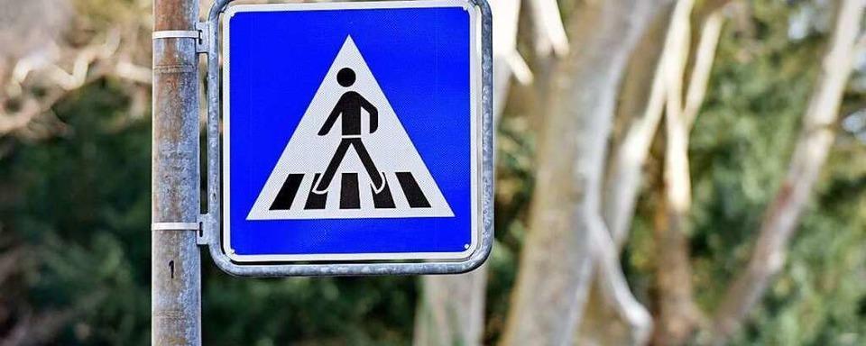 Betrunkener Fußgänger auf Überweg in Rheinfelden angefahren