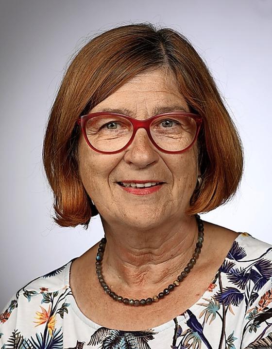 Elisabeth Ierasts ist Vorsitzend der Arion-Singers.  | Foto: privat