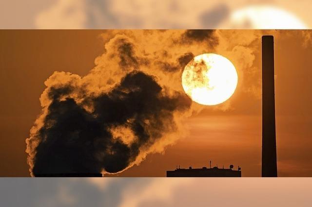 Gegen neue Öl-, Gas- und Kohlekraftwerke