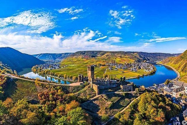 Sommer auf Rhein und Mosel