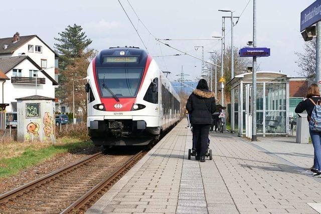 Lörrachs OB: Wiesental soll gemeinsam Alarm für S-Bahnausbau schlagen
