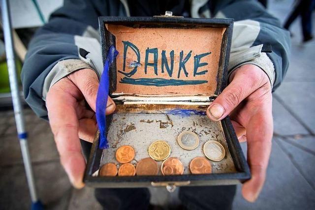 Regierung will Bettelei in Basel stark einschränken
