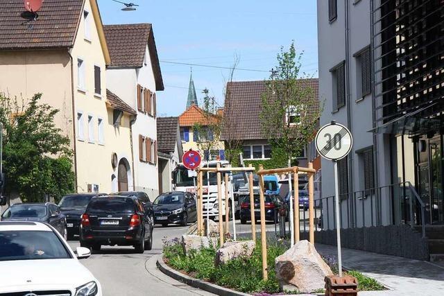 Gemeinderat will Tempo 30 im Bahlinger Ortskern