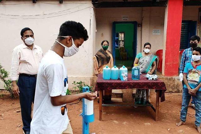 Verein aus Hinterzarten engagiert sich für Kinder im pandemiegeplagten Indien