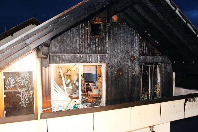 Amtsgericht Staufen stellt Verfahren wegen Brandstiftung ein
