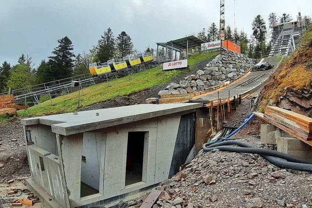 Baufehler an der Rothausschanze kostet Gemeinde über 350.000 Euro