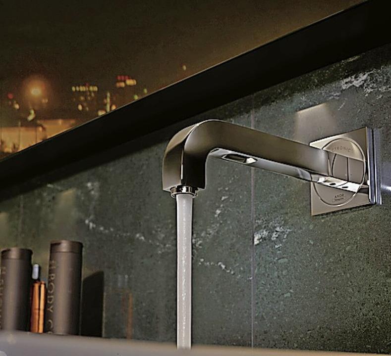 Schlankes Design  | Foto: Axor