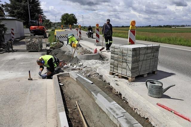 Bauen für Radler und Rollifahrer