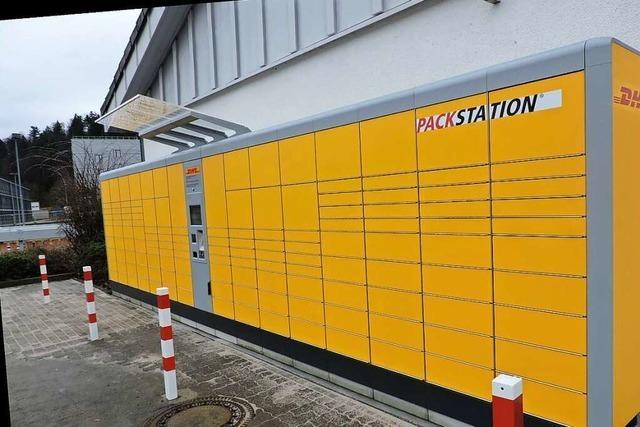 Im Ruster Gewerbegebiet soll eine DHL-Packstation entstehen