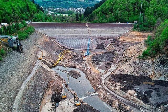 Sedimente in der Wehra: Schluchseewerk weist Vorwürfe zurück