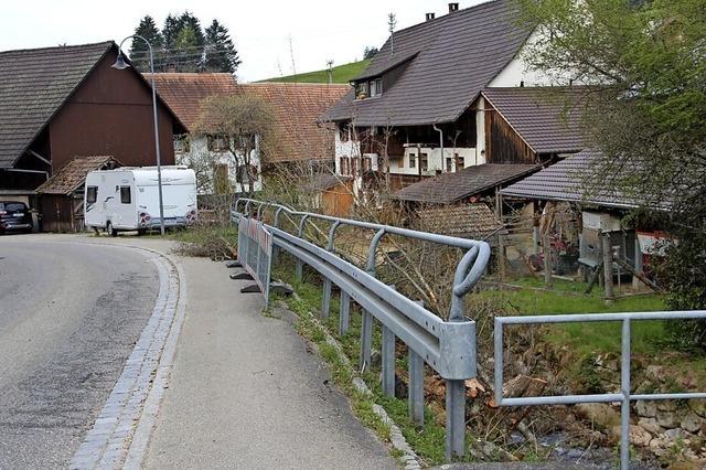 Auftrag für Bachufersanierung in Malsburg vergeben