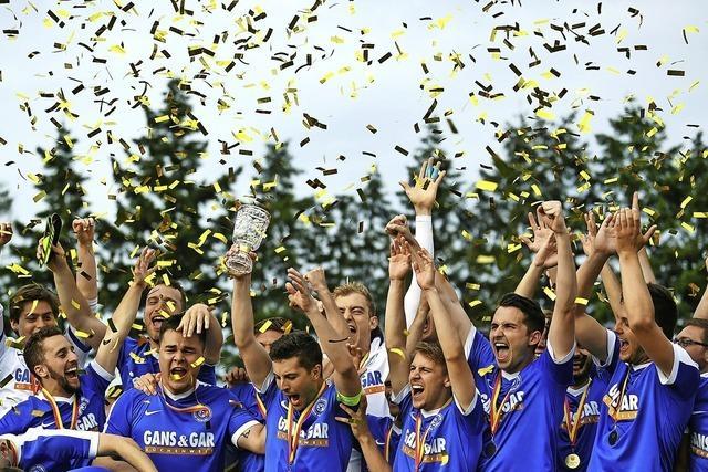 Amateurvereine wollen Pokalwettbewerbe beenden