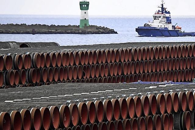 Maas begrüßt US-Verzicht auf Sanktionen