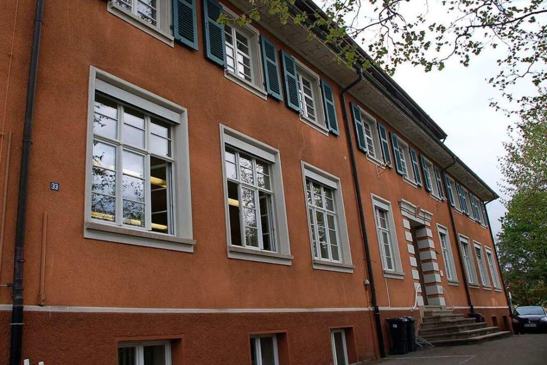 Das Gebäude in Minseln soll zum &#8222...0; an einem Standort ausgebaut werden.    Foto: Petra Wunderle