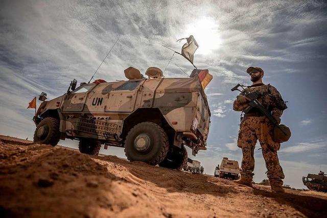 Bundeswehr in Mali: An der Grenze des Machbaren