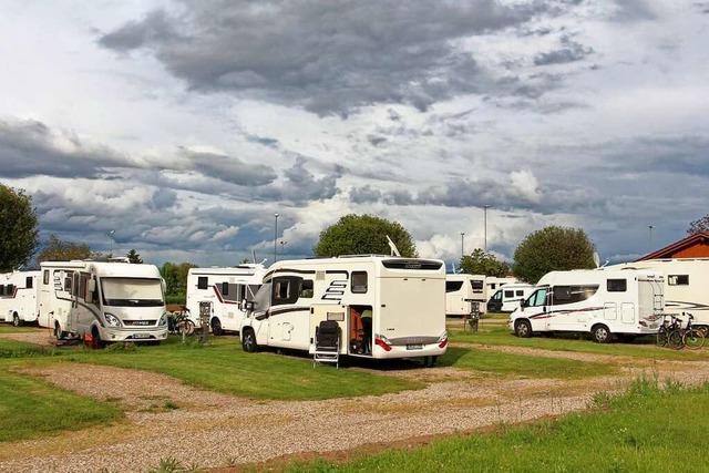 Campinplatzbetreiber sind froh wieder öffnen zu dürfen