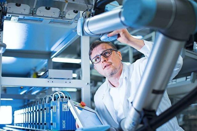 Ein Schwede leitet künftig den südbadischen Sensorbauer Sick
