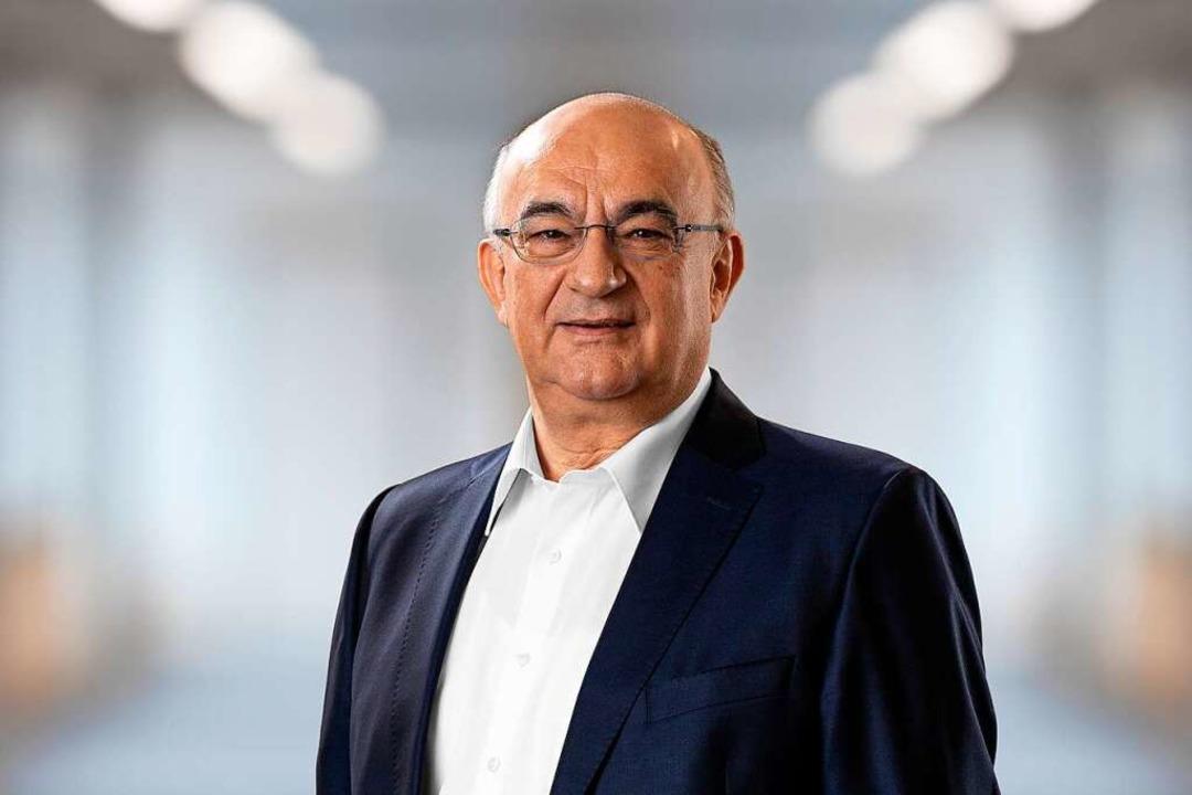 Robert Bauer  | Foto: SICK AG | Dschafar El Kassem