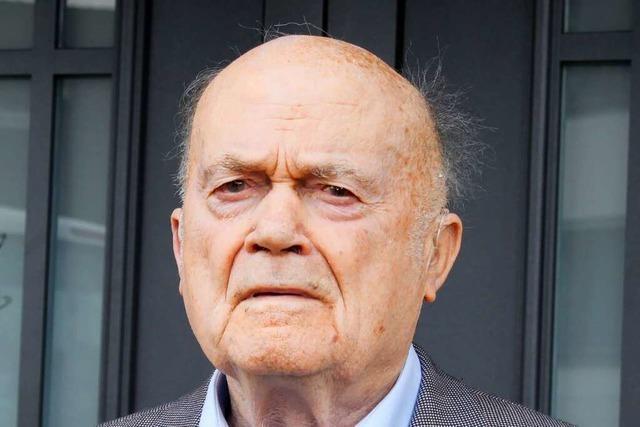 Der Ringsheimer Karl Weber genoss in der Gemeinde hohes Ansehen