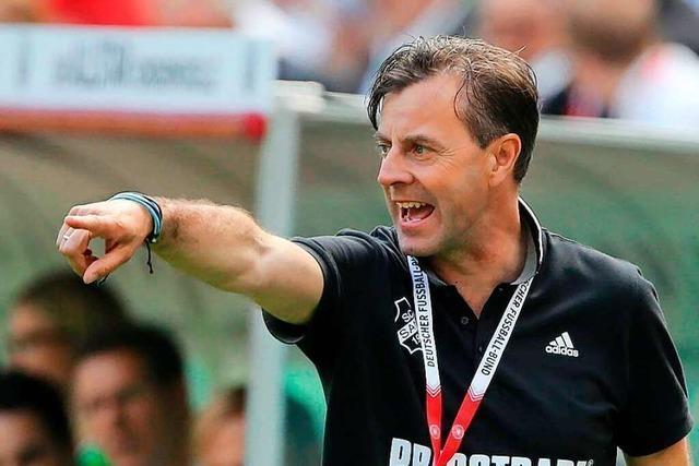 SC Sand-Coach Alexander Fischinger:
