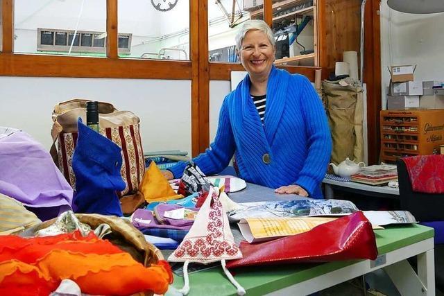 Die Lörracher TUC-Werkstatt erweckt alte Kleider zu neuem Leben