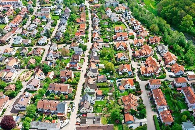 Ein Bauantrag in der Schopfheimer Gartenstadt sorgt für kontroverse Diskussionen