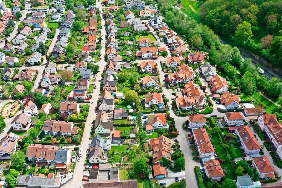 Klare Linie(n): Der Bauausschuss ist d...n Gebiets Weiermatt aufgebrochen wird.    Foto: Martin Klabund