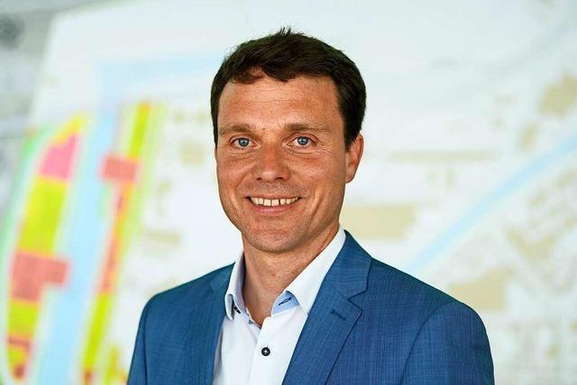Wie ein Badener die Zukunft des Basler Hafens gestalten will