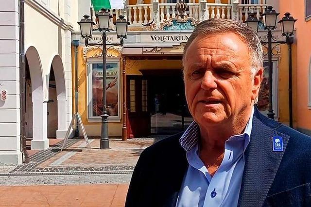 Europa-Park-Chef Roland Mack: