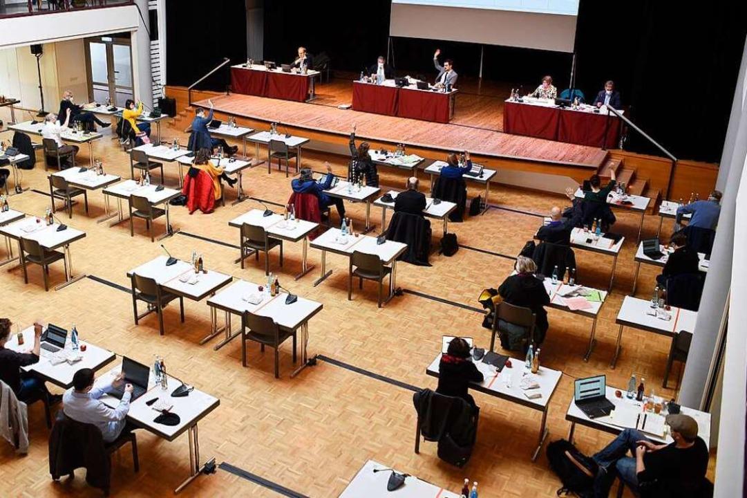 Die Gemeinderatssitzungen in Grenzach-... findet die FDP-Fraktion (Symbolfoto).  | Foto: Thomas Kunz