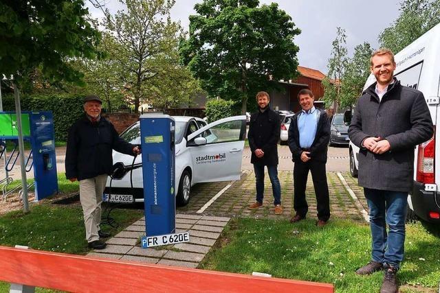Car-Sharing-Verein setzt auf E-Autos