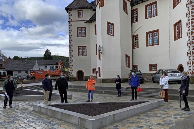 Schmieheimer Schlossgarten
