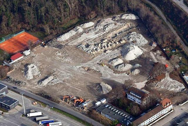 Der Lofo-Gewerbepark kostet die Stadt Weil am Rhein 3 Millionen Euro