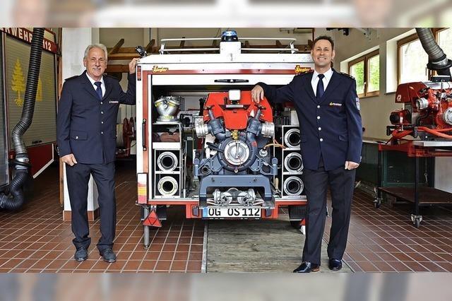 Feuerwehr Oberschopfheim