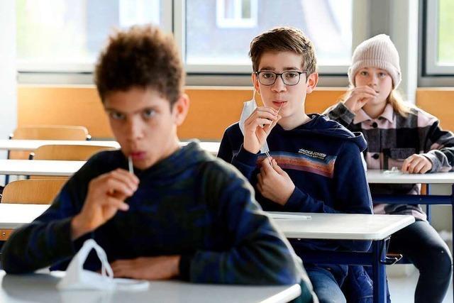 Verwirrende Coronatest-Bilanz an Freiburger Schulen nach vier Wochen Betrieb