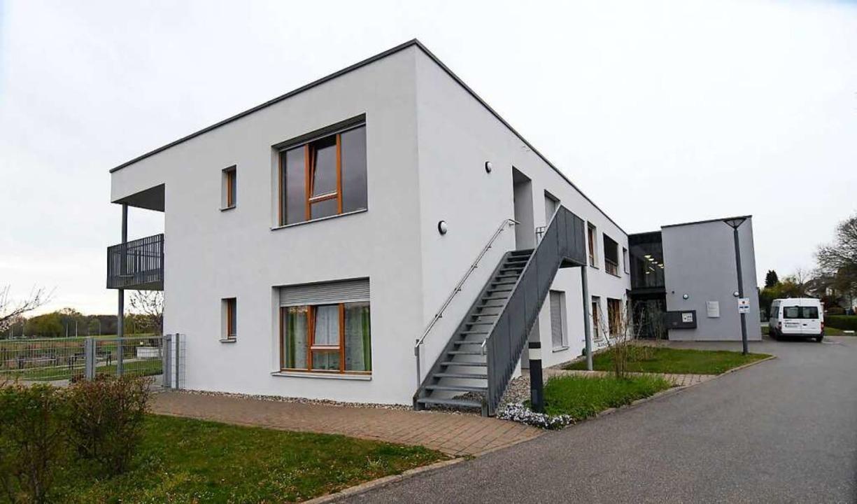 Im Wohnheim  für Menschen mit Behinder...n zwischen März und Mai elf Bewohner.   | Foto: Wolfgang Künstle